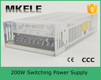 SD-200C-48 200w power supply48v single output smps led 48v dc dc power supply converters
