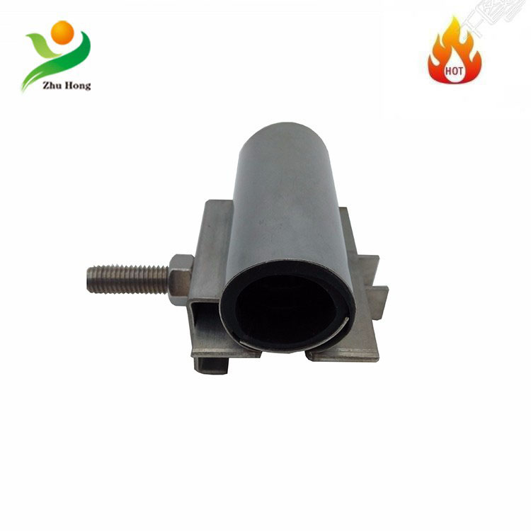 Mini-Type Pipe Repair Clamp small leakage on oil/gas/water stainless steel connectors