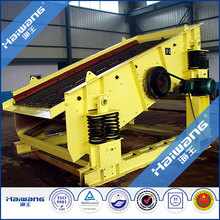 Haiwang High Efficiency Rotary Sand Vibrating Screen Separator for Sale
