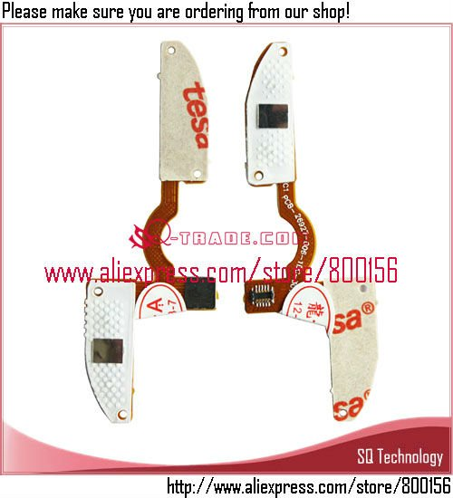 Menu Button Keypad Flex Ribbon Cable for BlackBerry Torch 9800