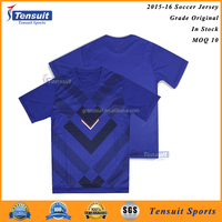 Best selling top Thailand quality football uniform low MOQ with cheap price
