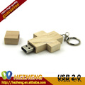 Promo Novelty Cross 64GB USB Flash Drive With Keychain