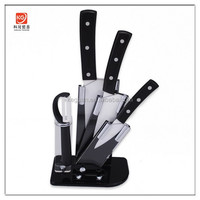 CT-58 High quality new design ABS handle ceramic knife