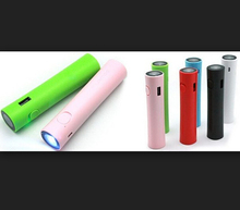 Power bank Charger LED Light promotional Gift