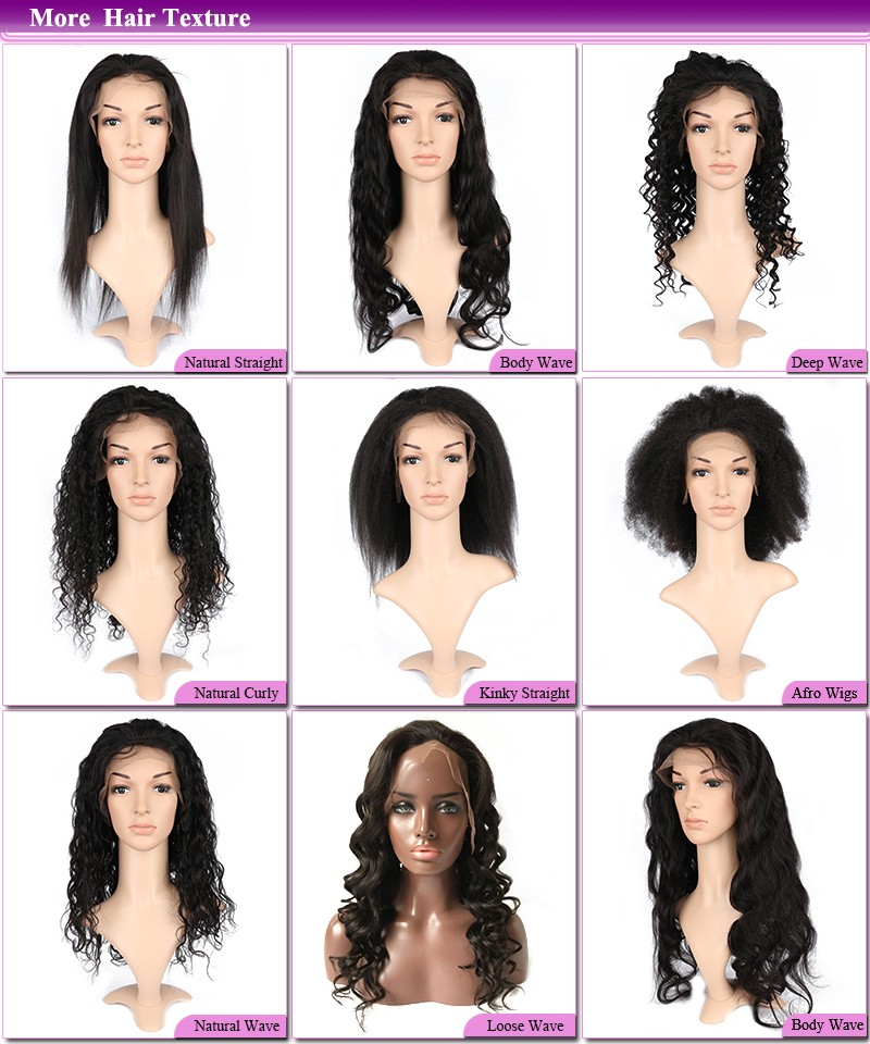 more hair texture-wig