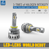 Dedicated Canbus hb4 fog light bulb with strong high beam