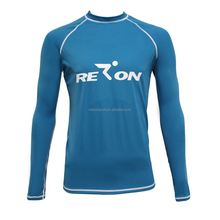 Rashguard Men Custom made Swim Shirts Swimwear surf clothing