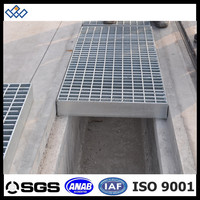 Anping Road Drainage Channel Galvanized 12x12