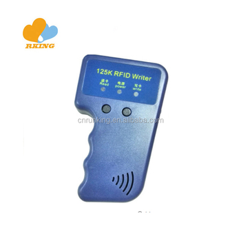 handheld style ID CARD duplicator 125KHz ID Card Copy Machine/Programmer for coping rfid card,locksmith tools