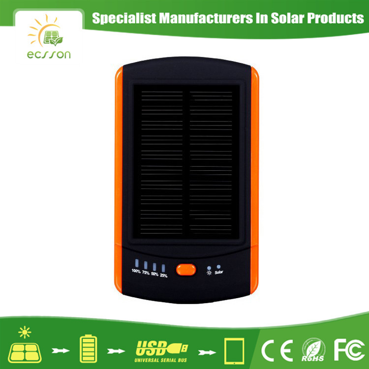 2017 Ecsson S6000 mobile solar charger