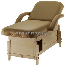 Heavy Duty Stationary Massage Table Simple Massage Bed for SPA Beauty&Salon