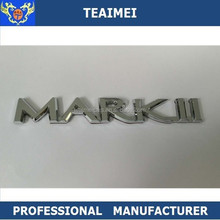 Replacement Car Body Nameplated Stickers Chrome Badge Emblems