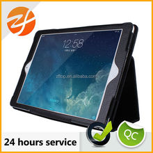 for ipad air case with flip cover,smart case for ipad air,kickstand case for ipad air