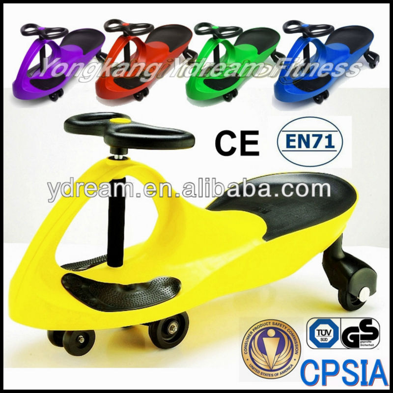 Children Swing Car Original Plasma Car(CE Test Report)