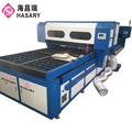 Super march discount die-cutting machine / plastic sheet creasing and die cutting machine with water cooler