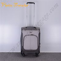1680D Newest 24 inch trolley luggage suitcase