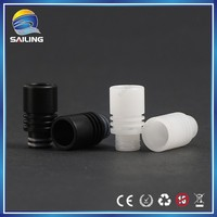 Sailing heat insulation wide drip tip delrin 510 drip tips for rda vaporizer pen