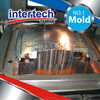 German steel professional engineer making quality mold product
