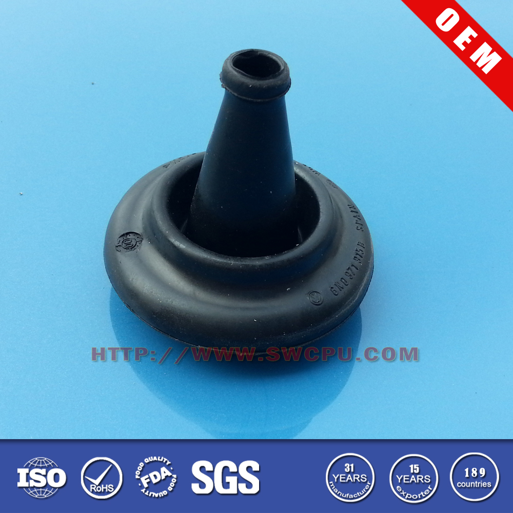 Machanical oem small molded rubber parts 60 shore silicone