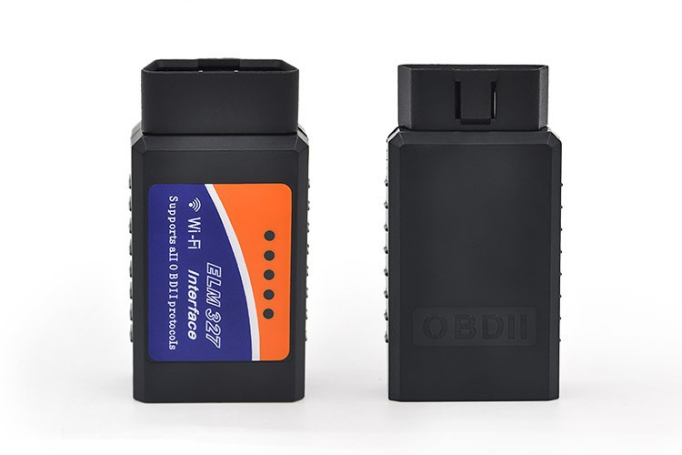 ELM327 WIFI ELM327 obd2 Scanner Professional Diagnostic Tool elm 327 wifi obd ii with high quality