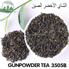 Chinese pure green tea gunpowder real green tea 3505B