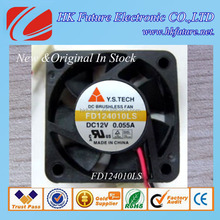 FD124010LS 40*40*10mm 4010 12V 0.055A (HOT STOCK SALE) NEW and ORIGINAL in stock