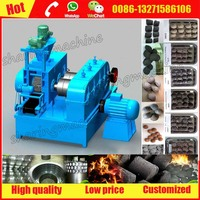 Professional pulverized lime powder briquette press machine