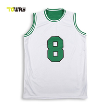 custom wholesale blank basketball jerseys
