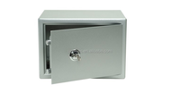 METAL SAFE BOX, LOCK BOX, TOOL SAFE BOX