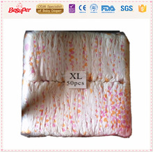 Cheapest B Grade Bales Besuper Baby Diapers in China