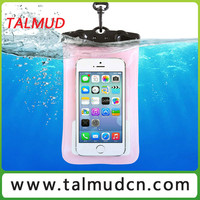 Price Plastic Phone waterproof dry bag case for Swimming