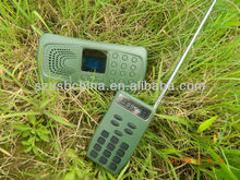 hunting MP3 bird caller, electronic bird call, hunting bird sound MP3 CP-387