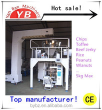 Hot sail 5kg Rice Packing Machine with Multi-head Weigher