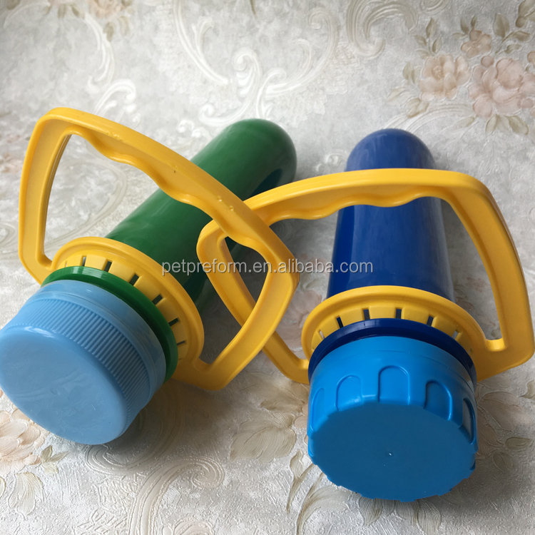 Portable large water bottle 46mm neck 200g weight plastic pet preform