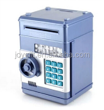 High quality Digital mini password atm money safe box/ piggy bank