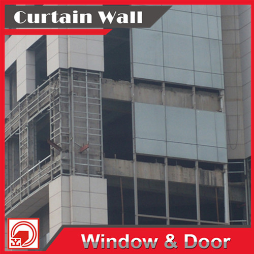 YongLiJian New Products Customized Design And Fabricate Unit Glazing Curtain Wall
