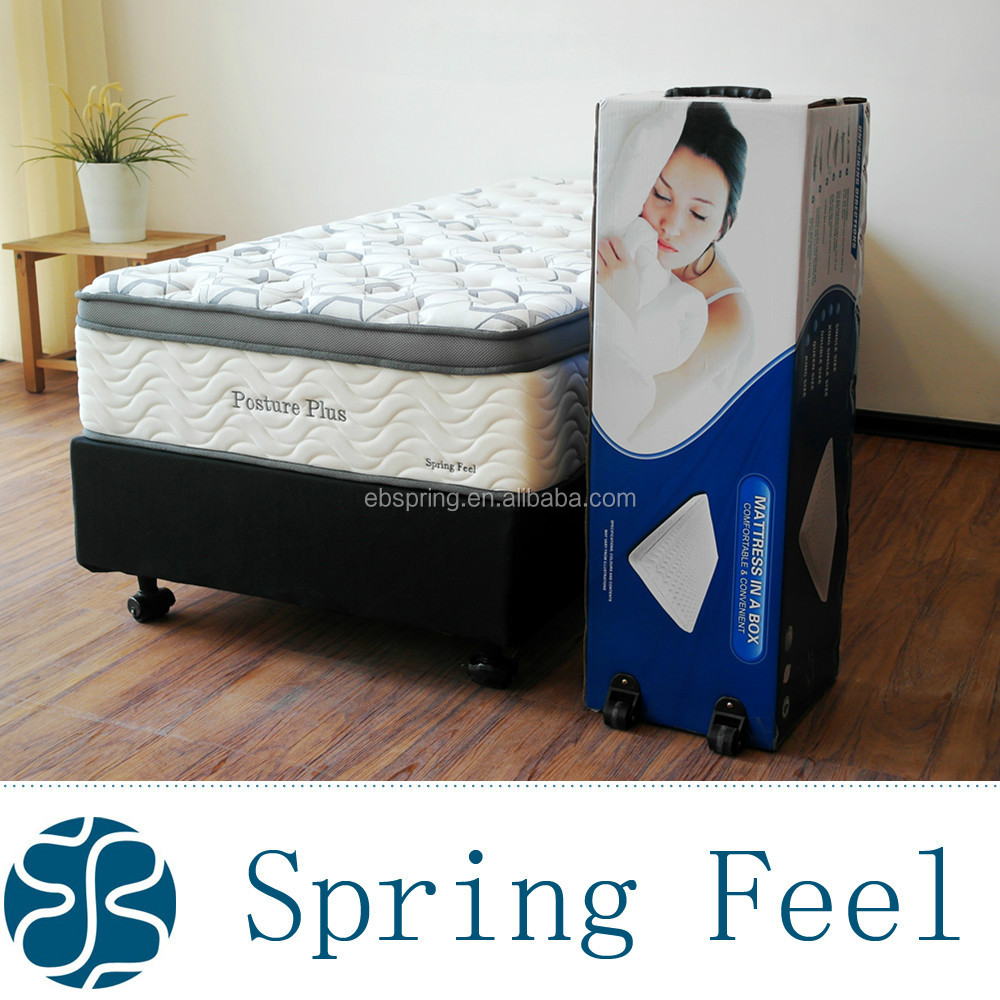 Natural coconut palm mattress for bamboo mattress topper - Jozy Mattress | Jozy.net