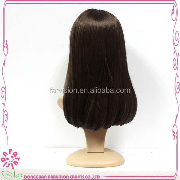 New Arrival Fashion African Braided Full Lace Brazilian Wig for Sale