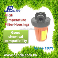 Pure Polypropylene Material Ro System Water Filter Plastic Filter Housing Manufacturer