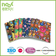 Wholesale custom cheap paper notebook/diary/journal book with hardcover for 2015