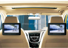 9 Inch car/bus headrest DVD/VCD palyer