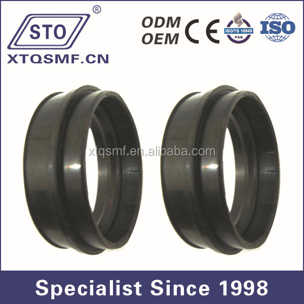 double lips car silicon seal with TA TB TC special type
