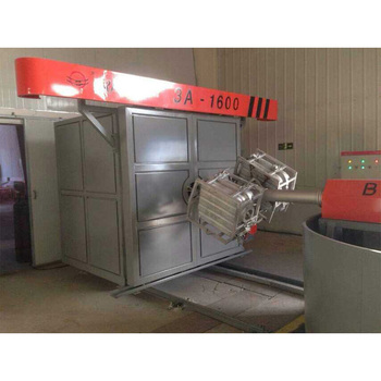Low consumption Moving Oven Rotomolding Machine in China