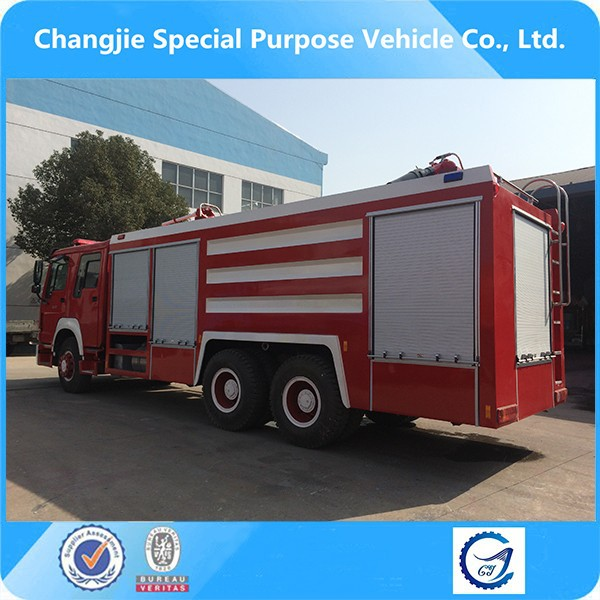 12-15ton used fire vehicles,fire truck,fire fighting truck