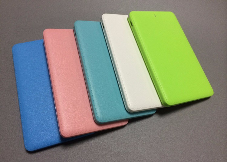 Wholesale Universal private label 4000 mAh smart mobile power bank, bulk power bank supply, portable power bank