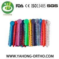 new style dental ligature ties inside oral cavity accessories/dental apply