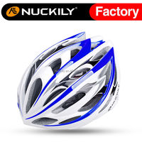 Nuckily Blue air perspiration bicycle helmet cycling safety helmet
