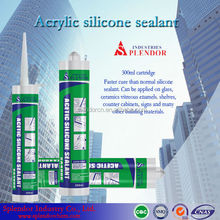 non-toxic glass silicone sealant/auto glass silicone sealant/heat resistant silicone sealant