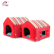 Good Quality Warm Soft Pet Kennel Cat Dogs Bed House