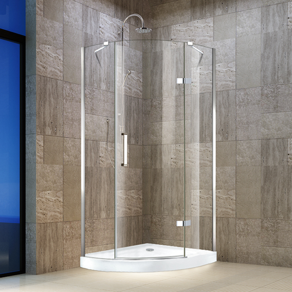 Outstanding framed corner shower units with competitive price